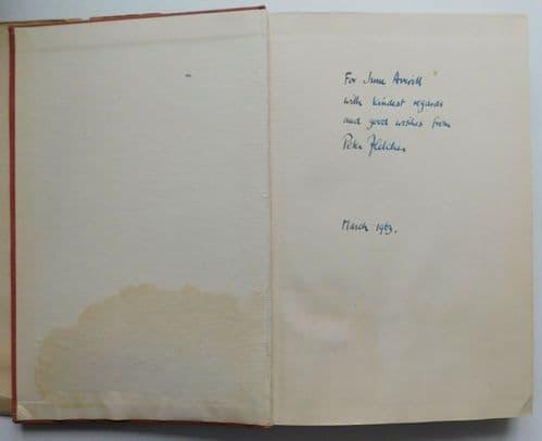 The Long Sunday Peter Fletcher autobiography 1958 Methodist childhood book 1st